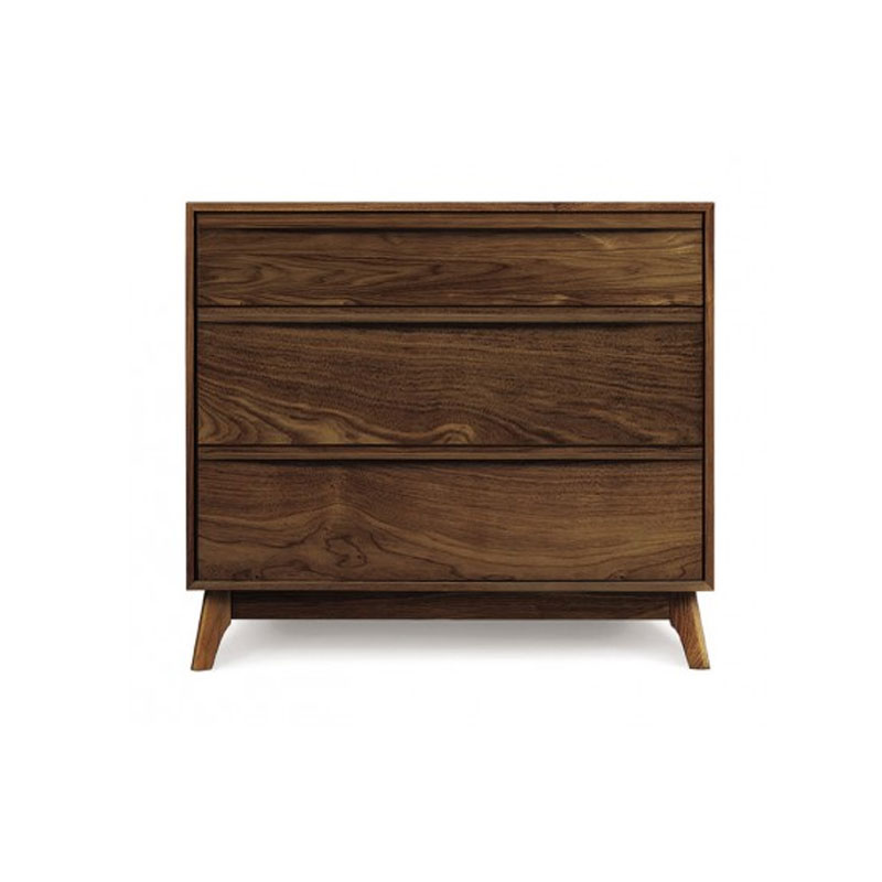 Copeland Catalina 3 Drawer in Walnut