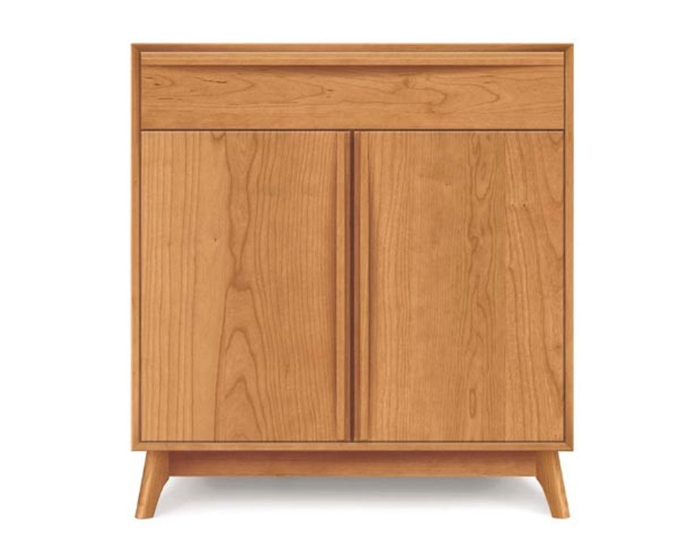 Copeland Catalina 1 Drawer Over  2 Door Buffet in Cherry