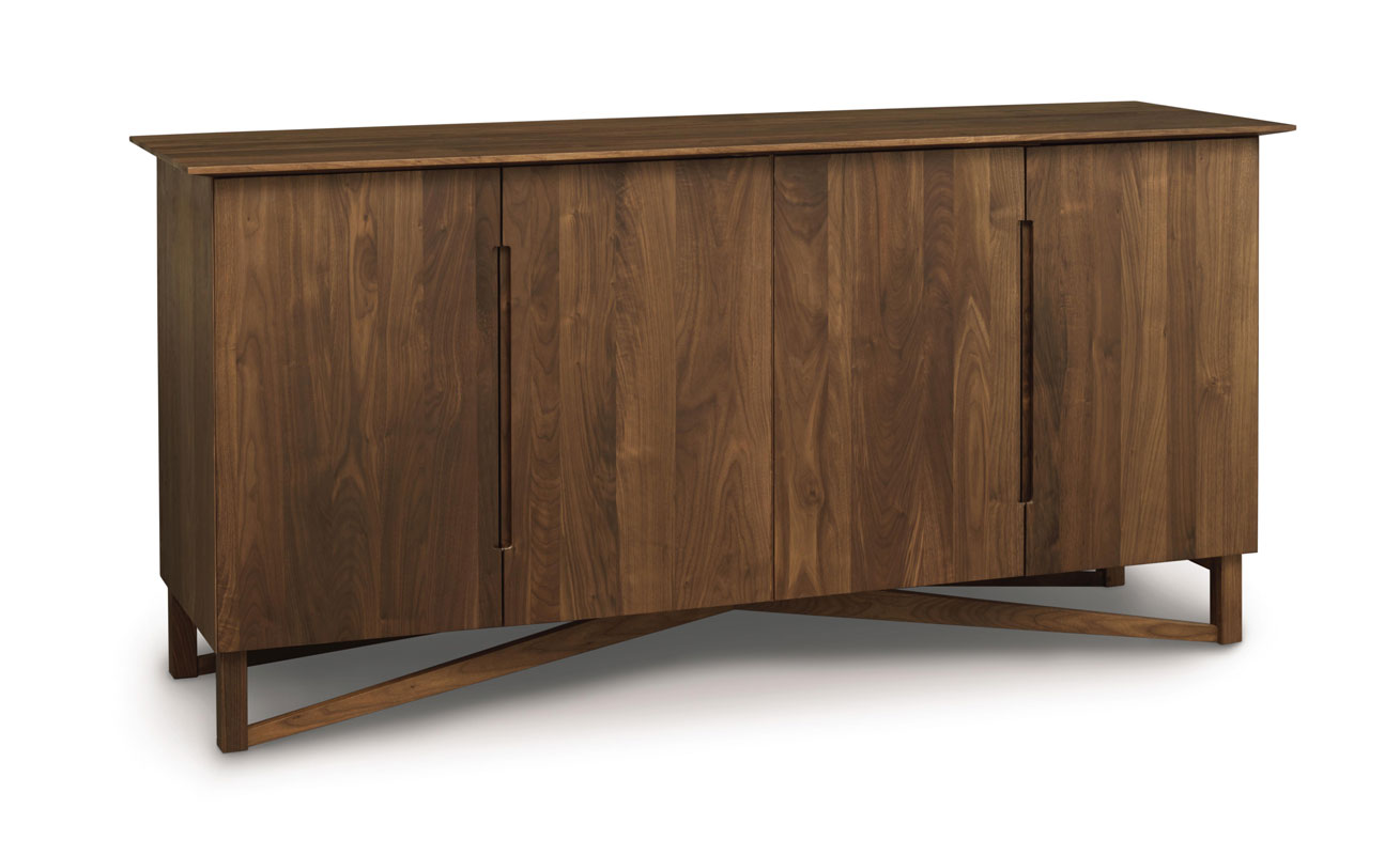 Copeland Exeter Buffet in Walnut