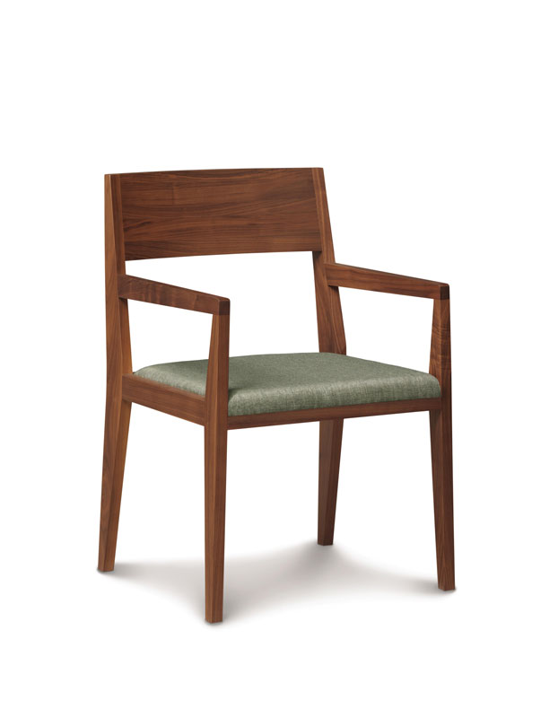 Copeland Kyoto Arm Chair in Walnut