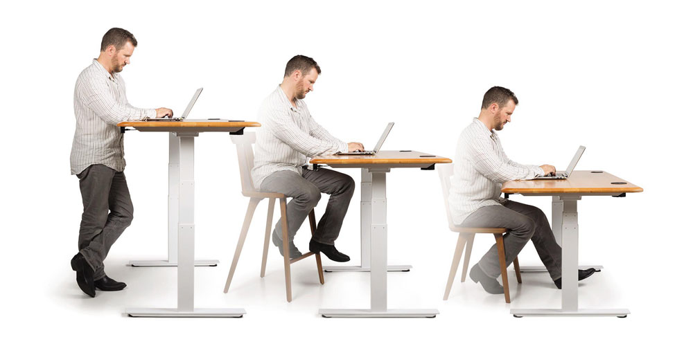 Copeland Invigo Sit-Stand Desk