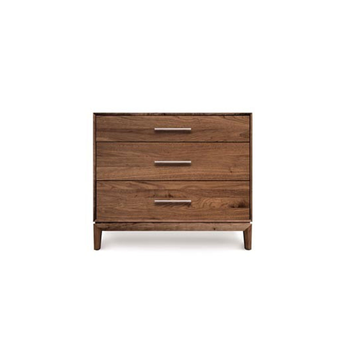 Copeland Mansfield 3 Drawer in Walnut