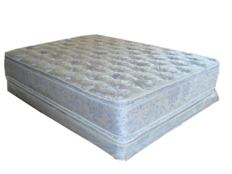 368 Coil Unit Firm Pillow Top (Firm Back Supporter) Mattress