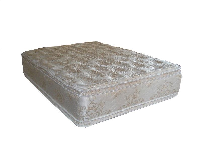 Plush Pillow Top Mattress Ohio Hardwood Furniture