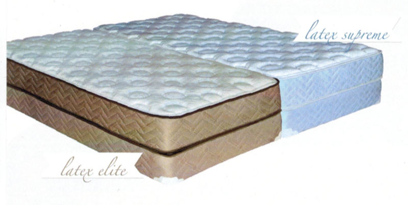 TaLaLay Latex Elite and Latex Supreme