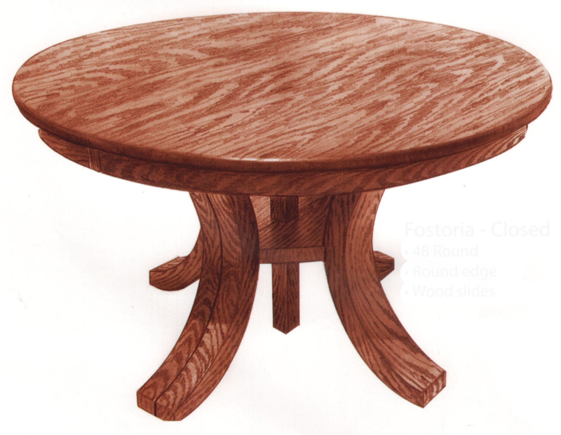 Fostoria Table