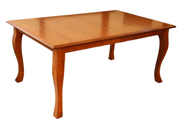 Holland Leg Table In Cherry With Washington Stain