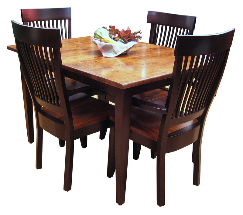 shaker style plymouth table ohio hardword upholstered furniture. Black Bedroom Furniture Sets. Home Design Ideas