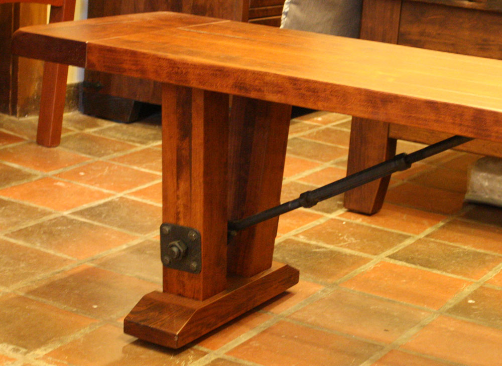 Bayfield Bench End