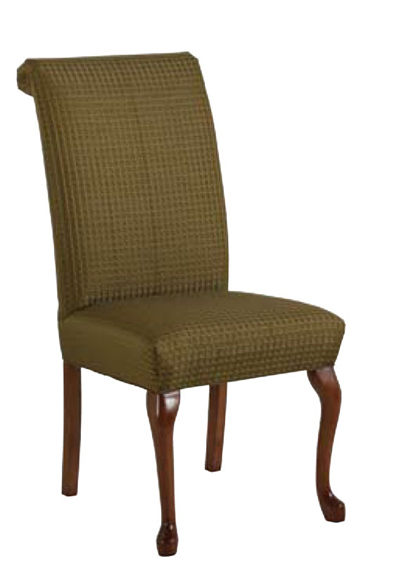 1783 Scroll Back Chair