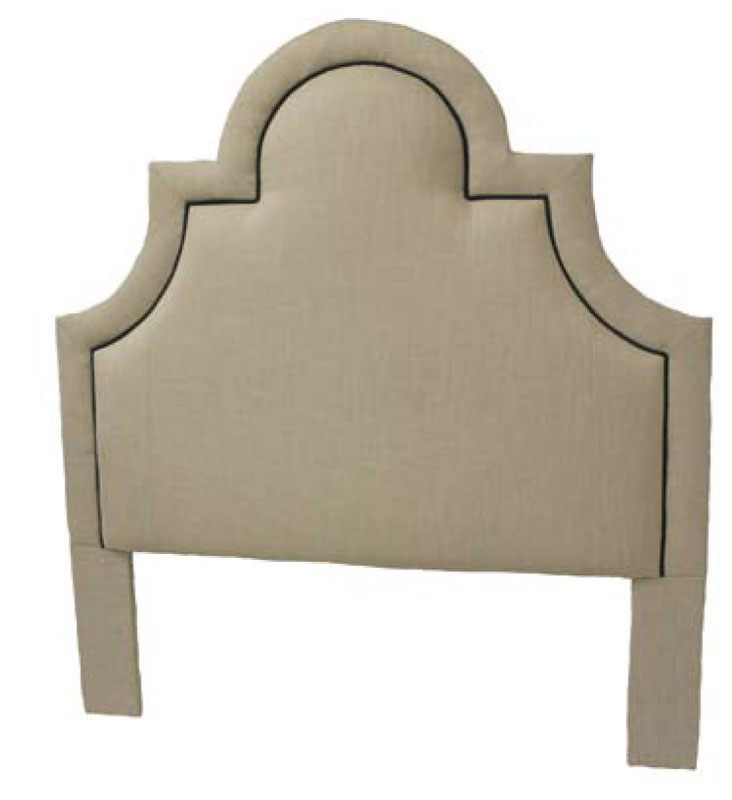 27-50 Full/Queen Headboard (5/0)