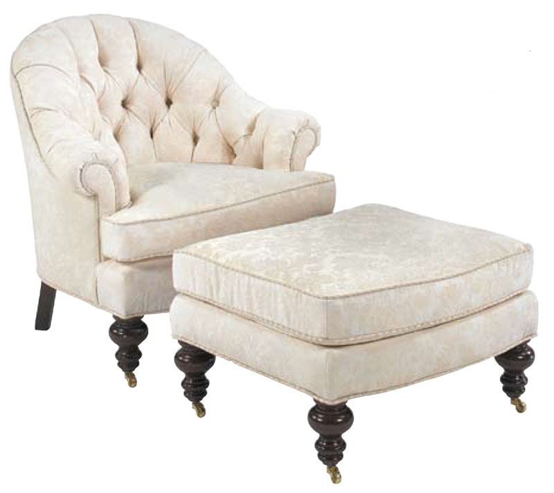 363 Tufted Chair