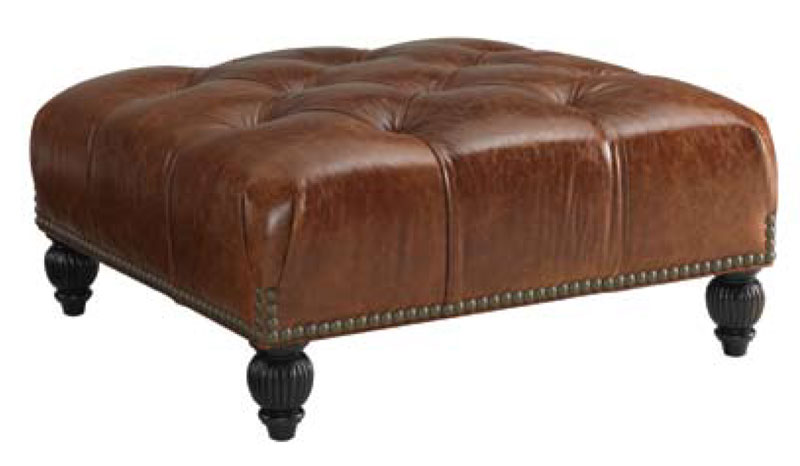 370 Tufted Cocktail Ottoman