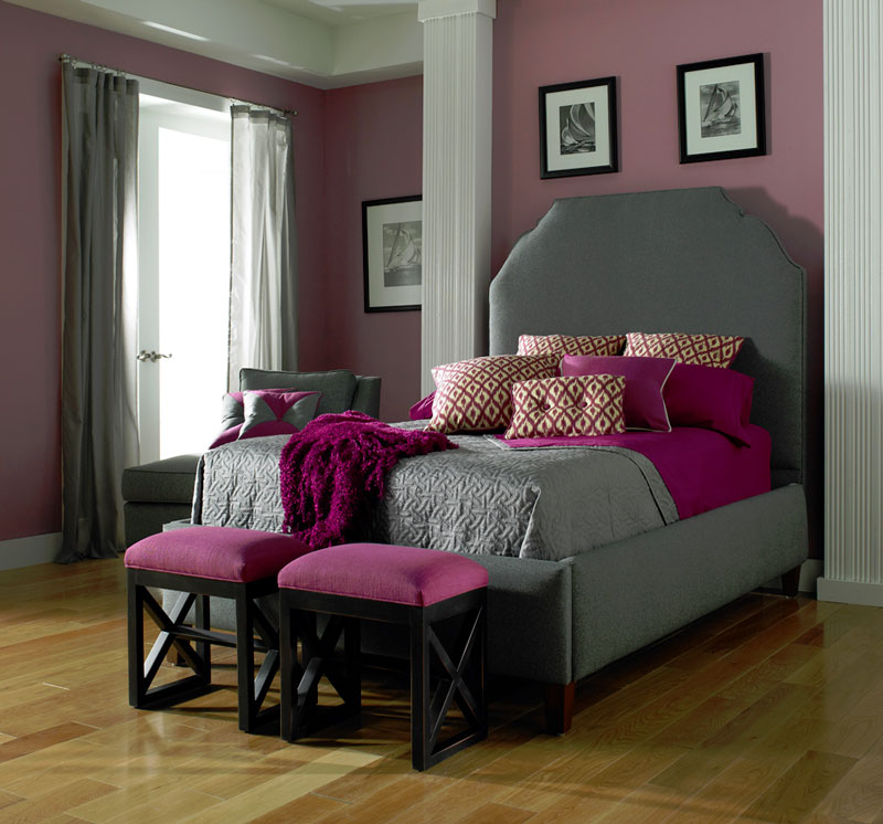 cox upholstered bed program ohio hardwood furniture