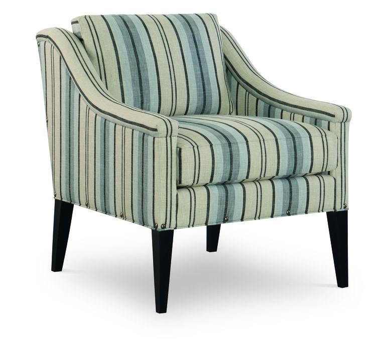 Leather Furniture Repair Fargo Nd: CR Laine 215-05 Hoffman Chair- Ohio Hardwood Furniture