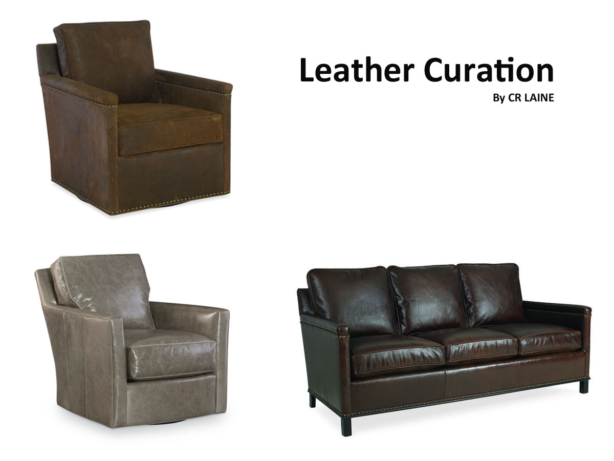 CR Laine Leather Curation