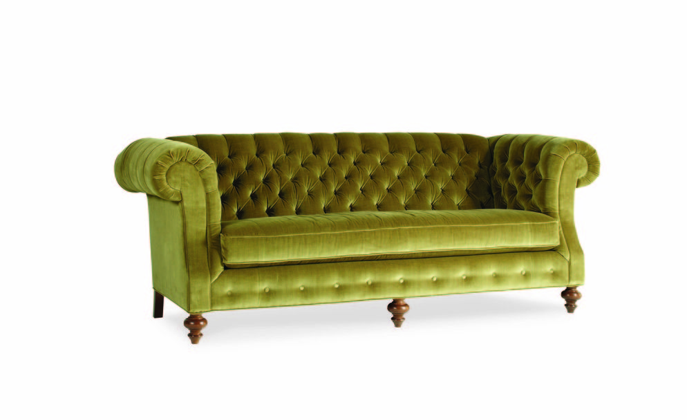 CR Laine 1120 Chichester Chesterfield Sofa