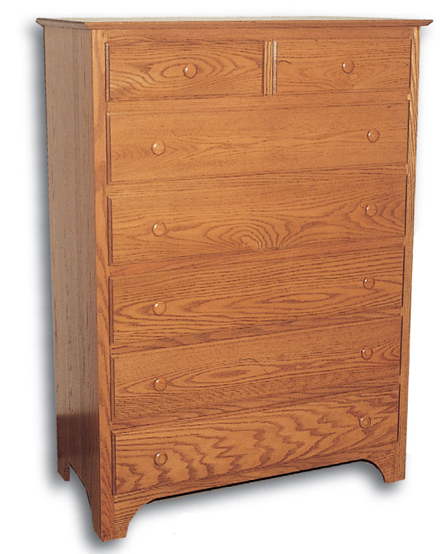 Shaker 7 Drawer Chest