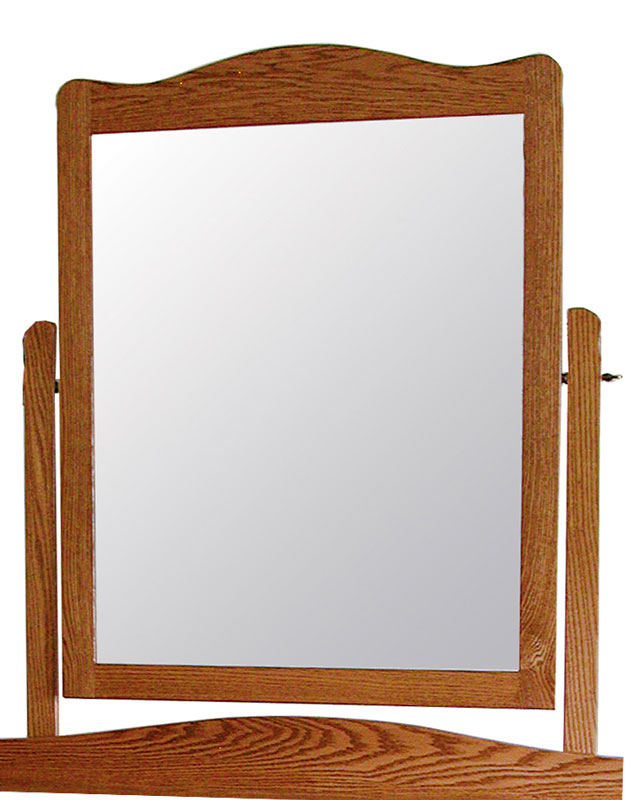Country Mission Rectangular Mirror