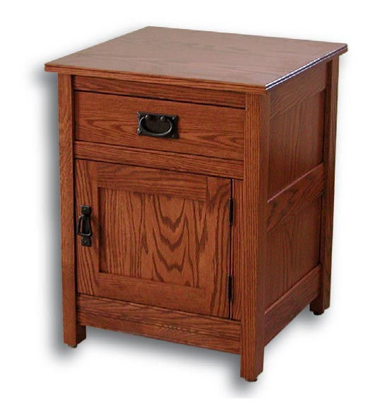 Country Mission Large Nightstand