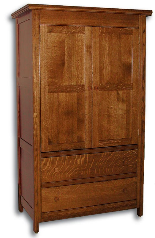 Country Mission Armoire