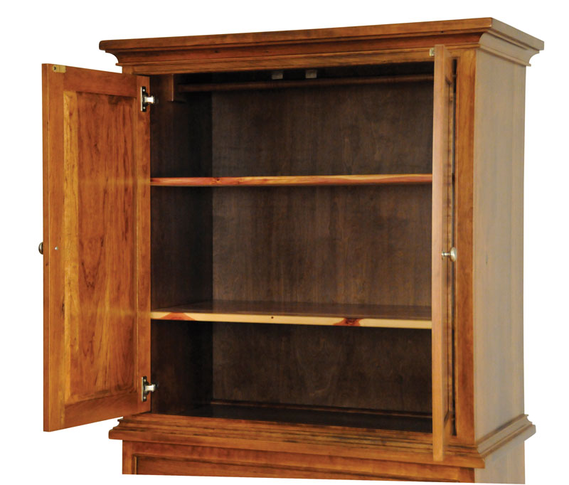 Inside or Armoire