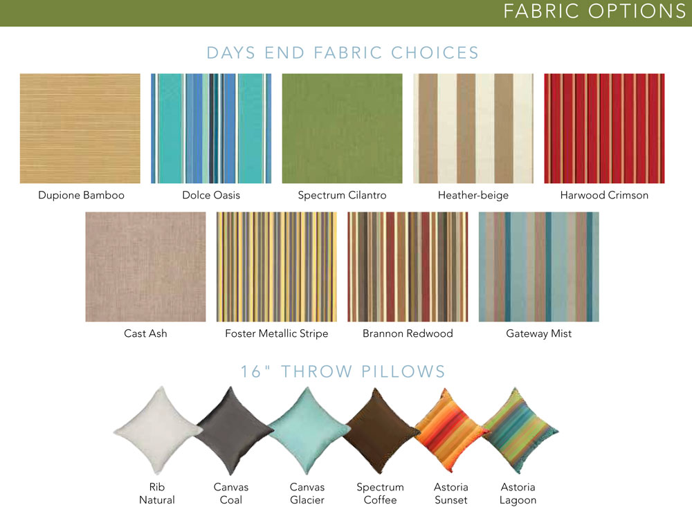 Day's End Fabric Collection