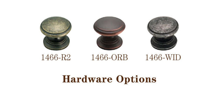 Bridgeport Series Hardware Options