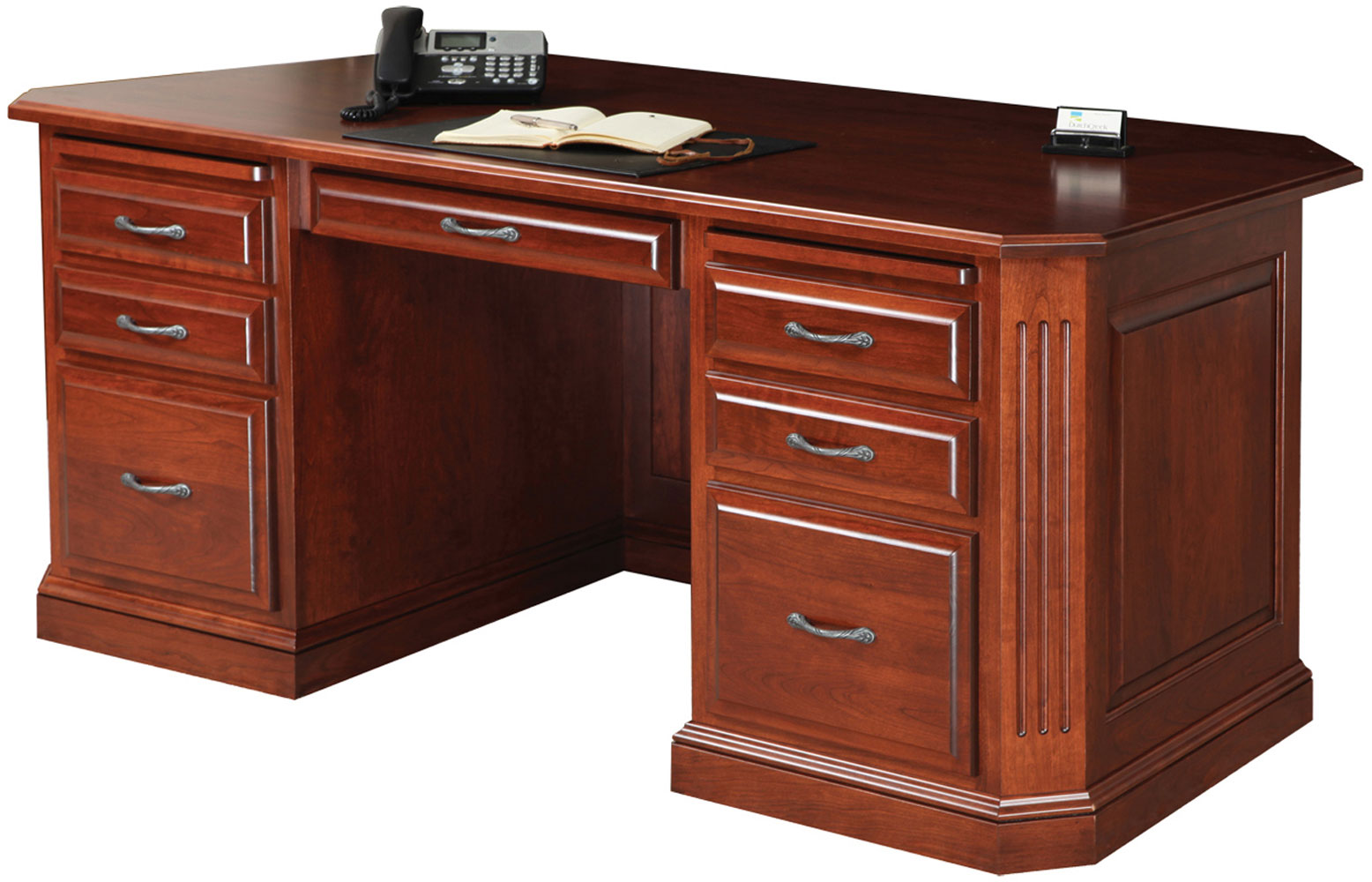 Buckingham Series Executive Desk