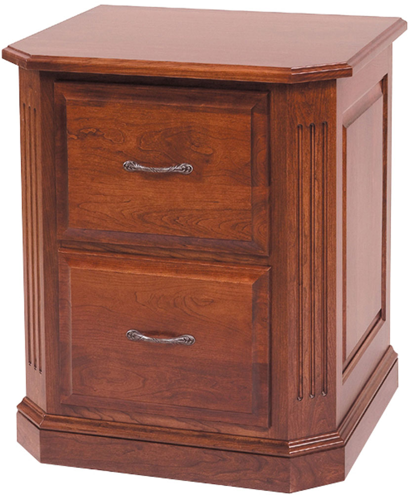 Buckingham Series Two Drawer File