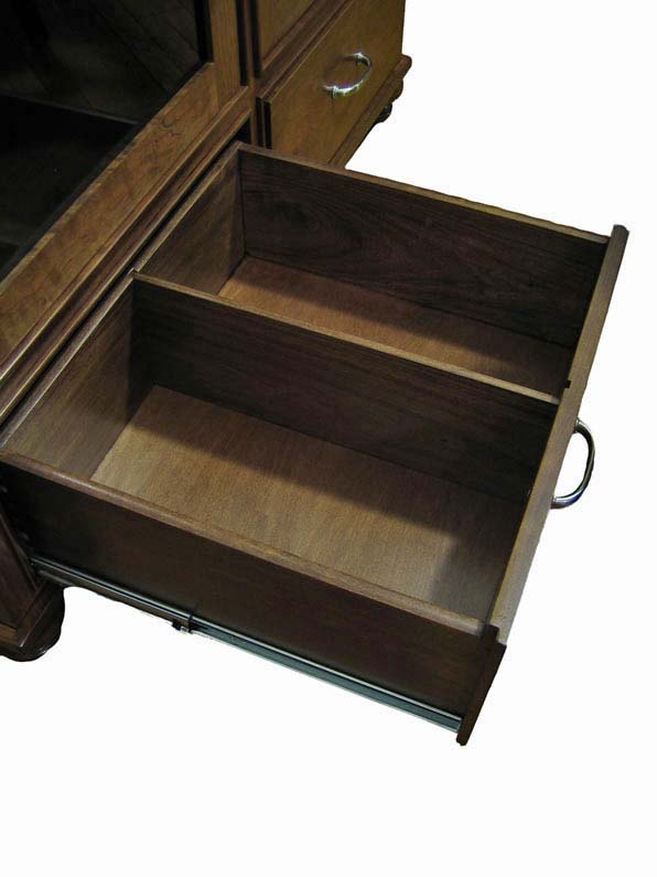 Drawer in TV Stand