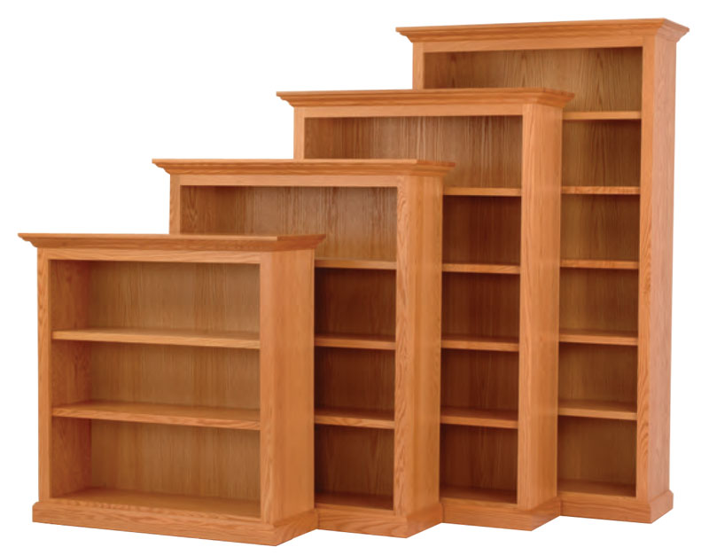 Executive Bookcases 48
