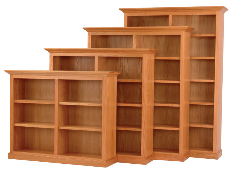 Executive Bookcases 60
