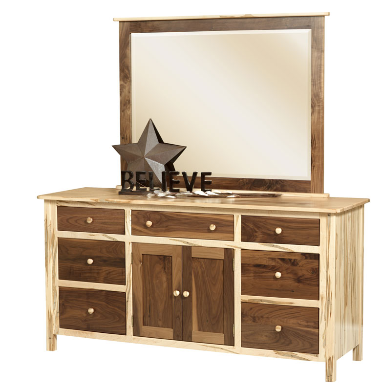 Cornwell Deluxe Dresser and Mirror (items sold separately)