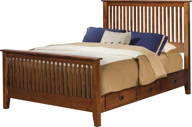 Elkins Mission Bed