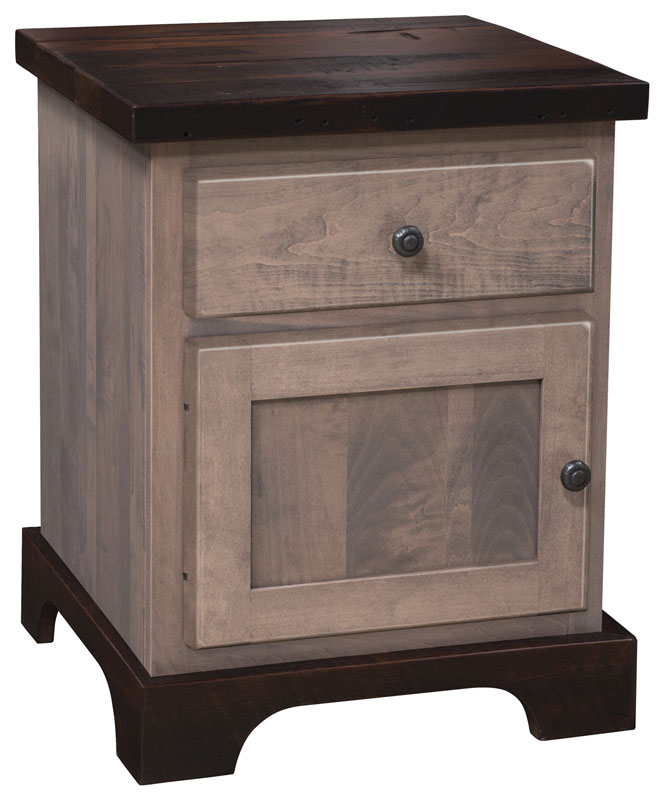 Manchester 1 Door, 1 Drawer Nightstand