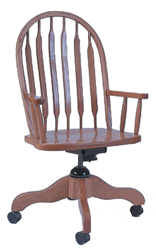 Heirwood Paddle Back Desk Chair