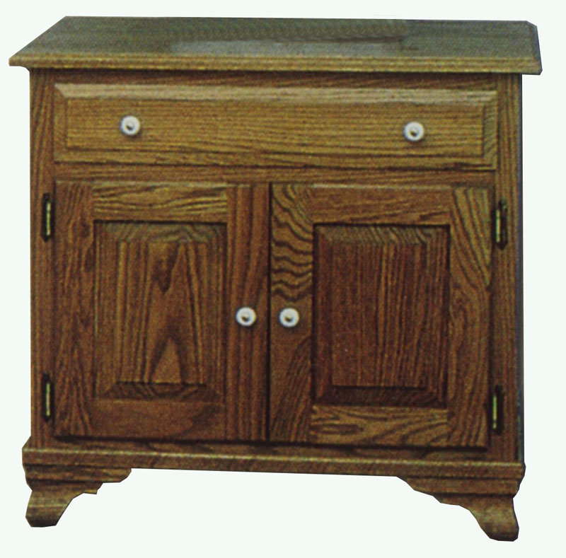 Heritage Deluxe Night Stand
