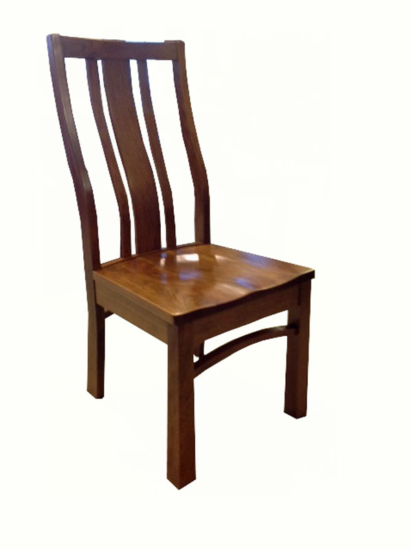 Alexander Wide Slat Side Chair