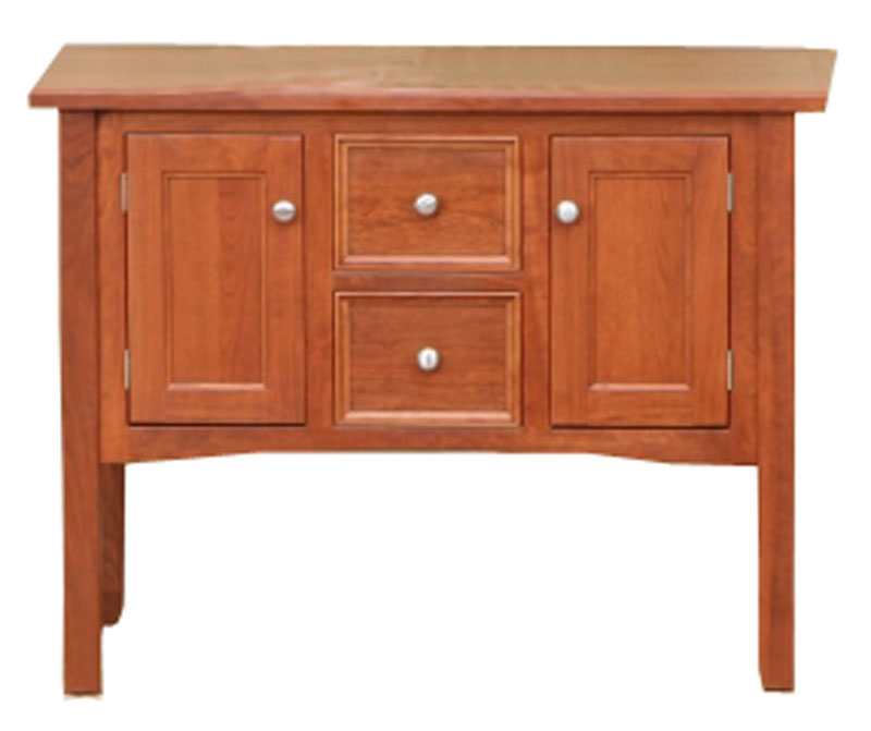 Garnet Hill Cabinet Sofa Table