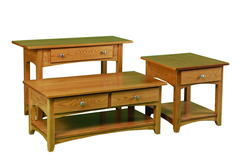 Modern Shaker Occasional Tables