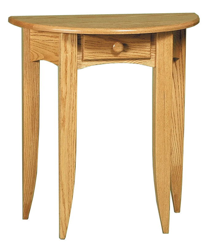 Modern Mission Occasional Tables