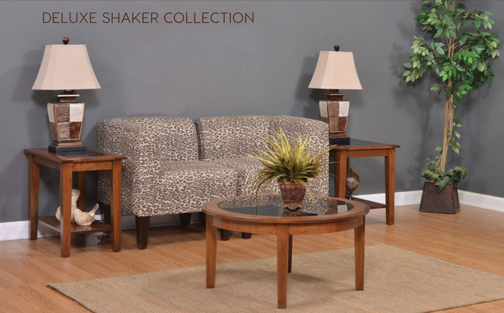 Deluxe Shaker Occasional Tables