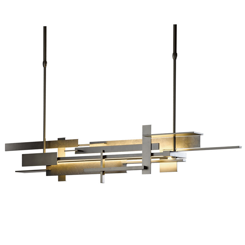 Planar Large LED Pendant