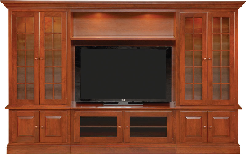 6200 Wall Unit Entertainment Center
