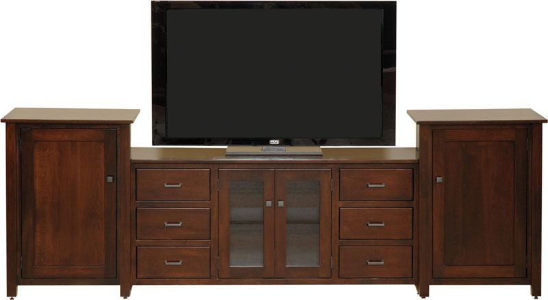 7200 Wall Unit Entertainment Center