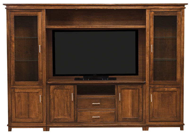 Hilton Wall Unit Entertainment Center