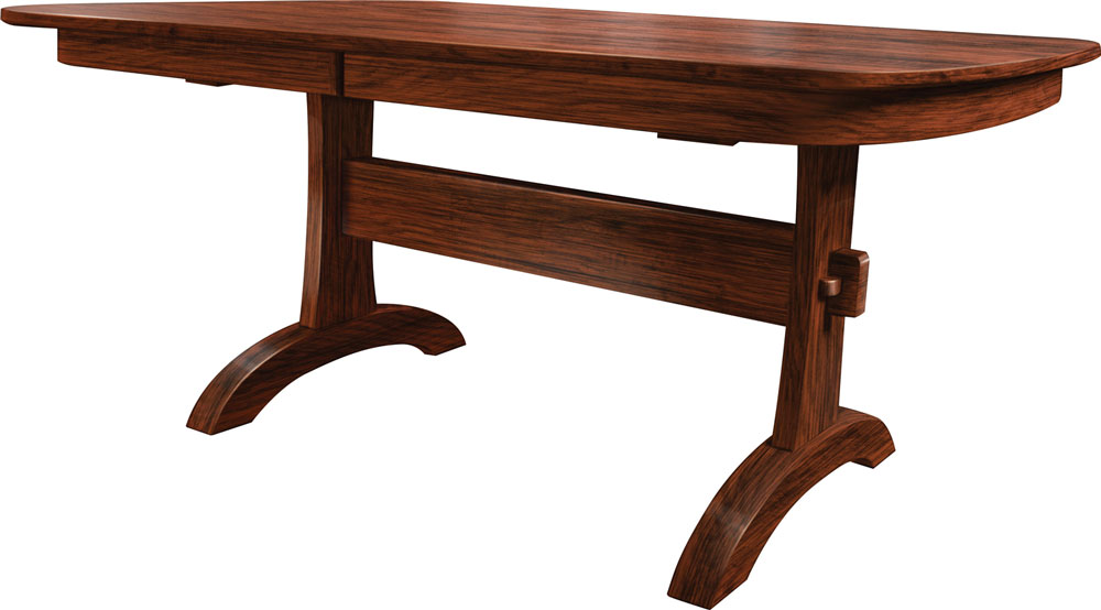 Cedar Creek Trestle Table