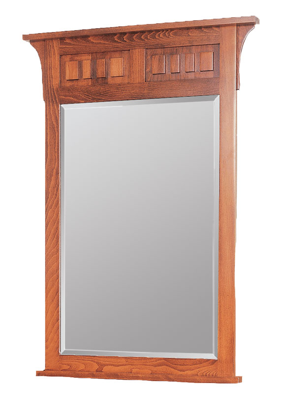 Deluxe Mission Small Mirror