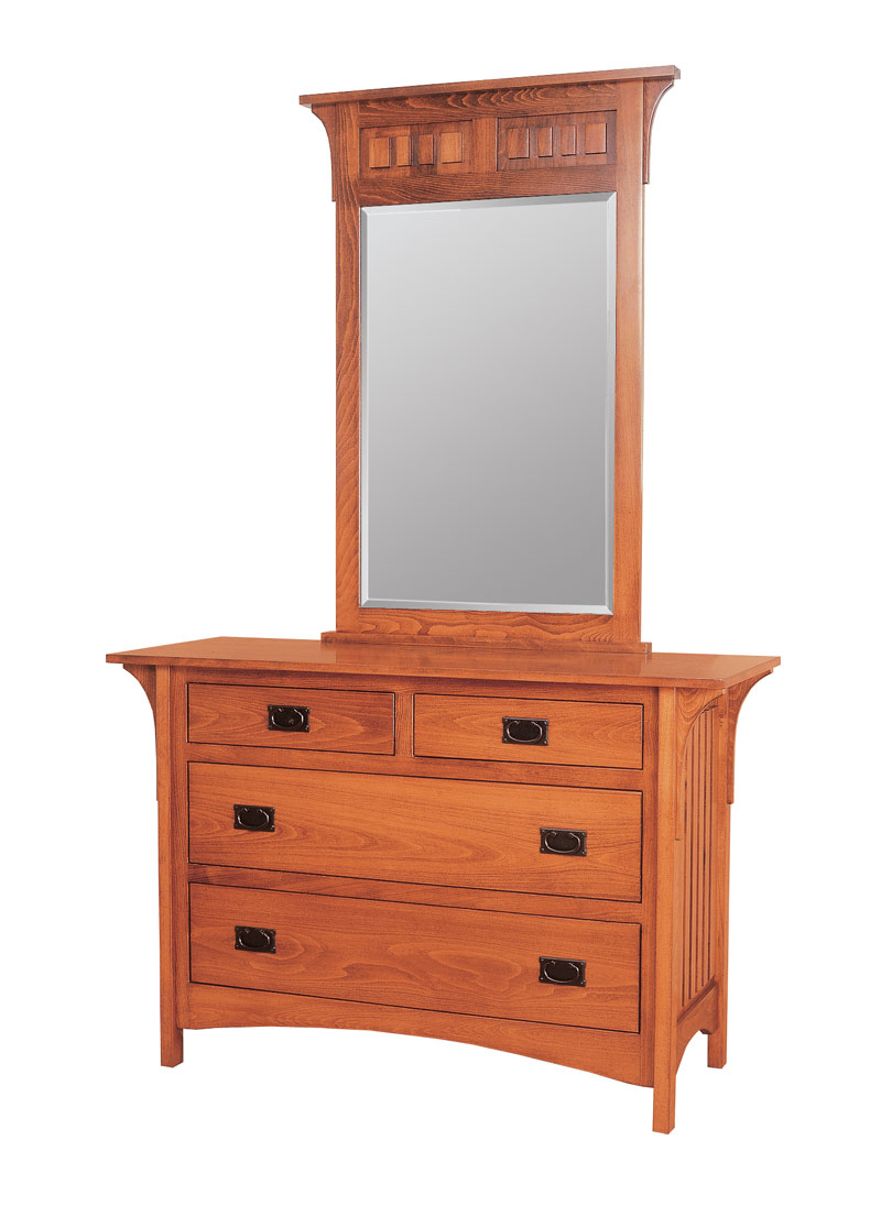 Deluxe Mission Small Dresser